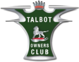 Talbot Owners Club Logo