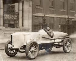 25HP Clement Talbot Percy Lambert 1913 100 miles in one hour