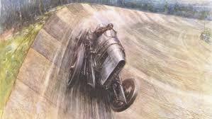 Percy Lambert 4.5 litre 25hp Talbot 1912