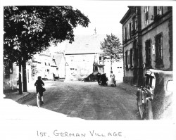 First German village