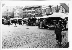 Freiburg Market Square