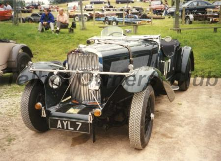 AYL7 at Brooklands