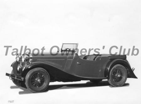 Talbot VdP 105